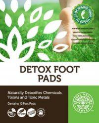 foot pads for detox