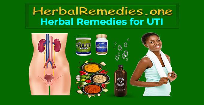 Natural Remedies for UTI