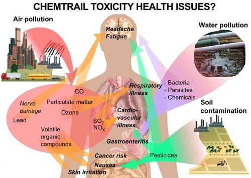 Chemtrail Lung