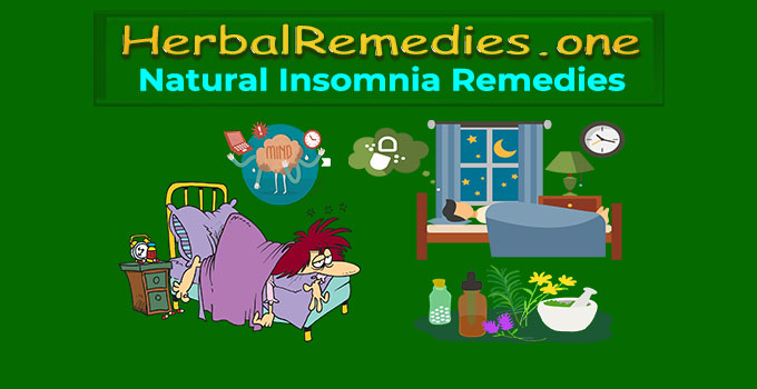 Natural Remedies for Insomnia