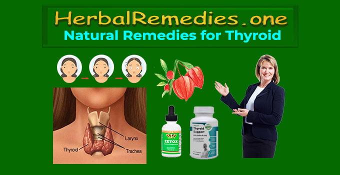 Remedies for Thyroid