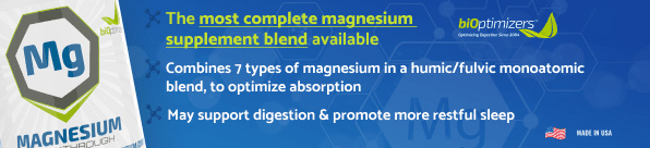 Best Full Spectrum Magnesium