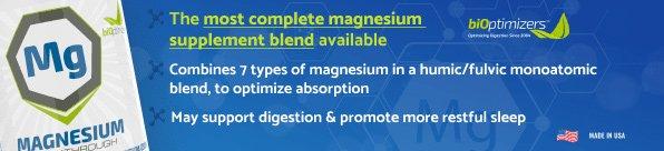 Best Full Spectrum Magnesium